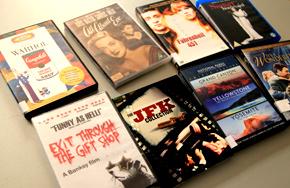 DVD v Americkém centru