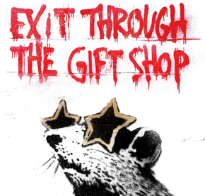 Banksy: Exit Through the Giftshop| Documentary | Americké Centrum
