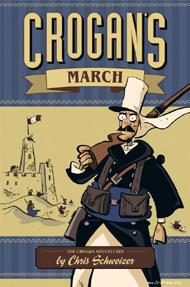 Přebal knihy Crogan's March