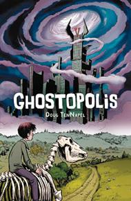 Přebal knihy Ghostopolis