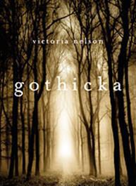 Přebal knihy Gothicka