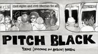 Přebal knihy Pitch Black