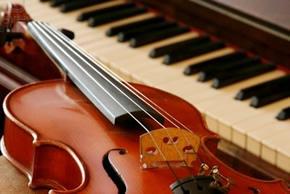 Večer s violou a klavírem