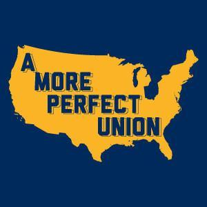 A More Or Less Perfect Union Is The First Feature Length Film To Explore In Depth State Of Mind United States America Whose Constitution